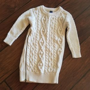 babyGap sweater dress